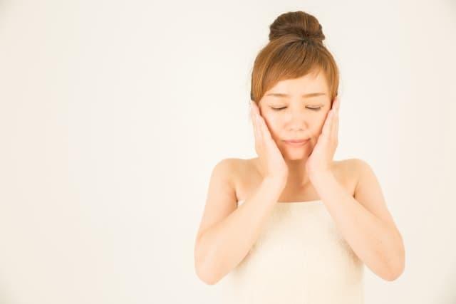 炭酸水洗顔の注意点