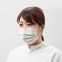 無印商品 繰り返し使える2枚組・三層マスク
